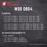 pesas rusas rutinas kettlebells workout crossfit wod 0804