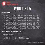 pesas rusas rutinas kettlebells workout crossfit wod 0805