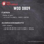 pesas rusas rutinas kettlebells workout crossfit wod 0809