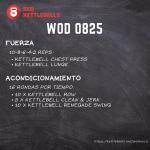 pesas rusas rutinas kettlebells workout crossfit wod 0825