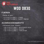 pesas rusas rutinas kettlebells workout crossfit wod 0830