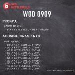 pesas rusas rutinas kettlebells workout crossfit wod 0909