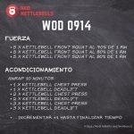 pesas rusas rutinas kettlebells workout crossfit wod 0914