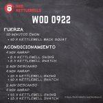 pesas rusas rutinas kettlebells workout crossfit wod 0922