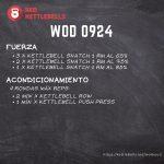 pesas rusas rutinas kettlebells workout crossfit wod 0924
