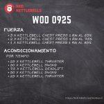 pesas rusas rutinas kettlebells workout crossfit wod 0925
