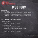 pesas rusas rutinas kettlebells workout crossfit wod 1009