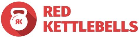 red kettlebells logo