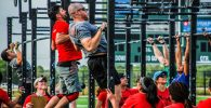 crossfit entrenamiento funcional cross training