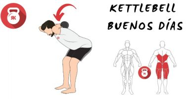 pesas rusas kettlebells buenos dias good morning