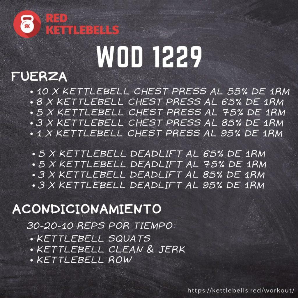 kettlebells workout crossfit wod 1229