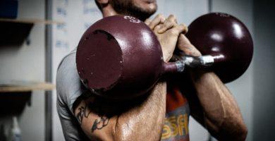kettlebells pesas rusas girevoy sport deporte
