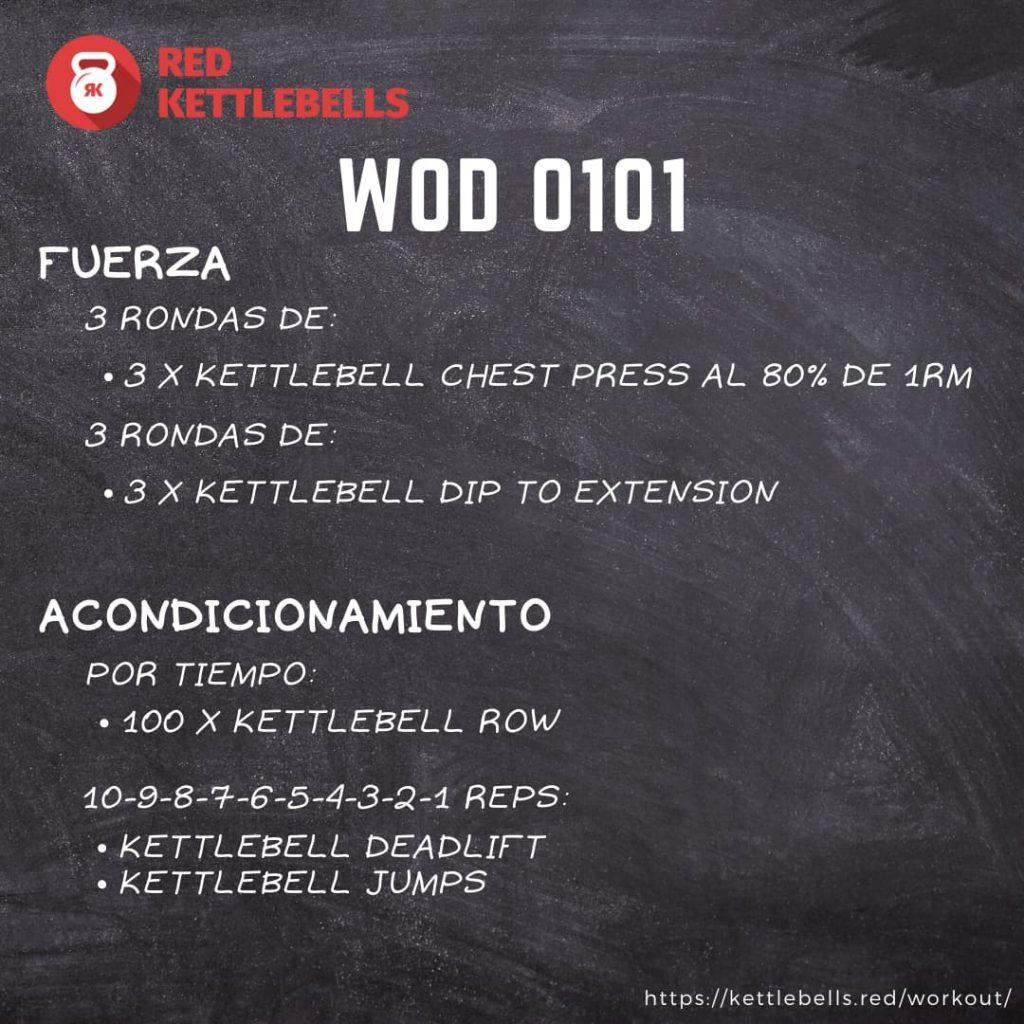 kettlebells workout crossfit wod 0101