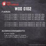 kettlebells workout crossfit wod 0102