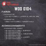 kettlebells workout crossfit wod 0104