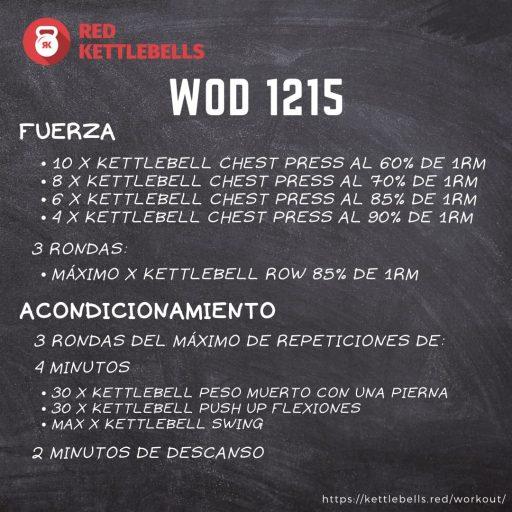 pesas rusas rutinas kettlebells workout crossfit wod 1215