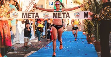 kettlebells pesas rusas runners corredores a pie